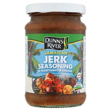 Dunn's River Jerk Marinade Seasoning